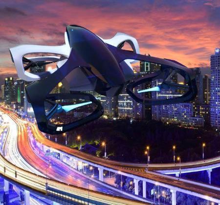 【朗報】「空飛ぶ車」を2030年に、2000万円台で販売・・・豊田市の技術者団体