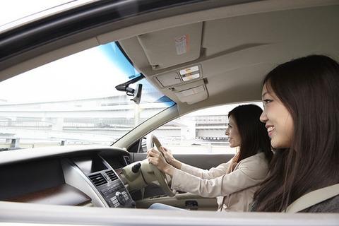 若者のクルマ離れの原因は女性が簡単に運転できることが大きいか