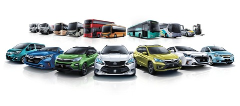 BYD_Line-up_2015