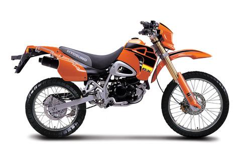 RX125D