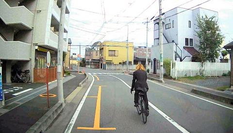 【朗報】「ひょっこり男」逮捕 あおり運転の自転車への適用は初