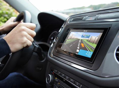 car-navigation-system