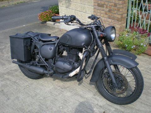 【画像】こういうタイプのバイクが好きなんやが、なんていう種類のバイクか分かるヤツいる?