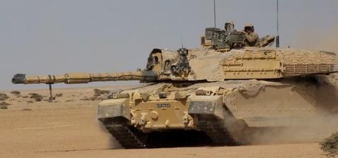【悲報】イギリス軍「戦車はオワコン、航空とサイバーに戦力を置く」戦車を全廃を検討