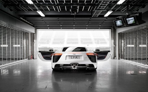 Lexus-LFA-Wallpaper