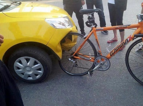 Car-Bike-Crash