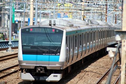 日本て明らかに電車化し過ぎよな