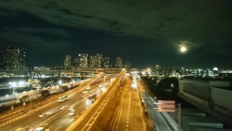 夜の首都高ドライブ楽しいよな
