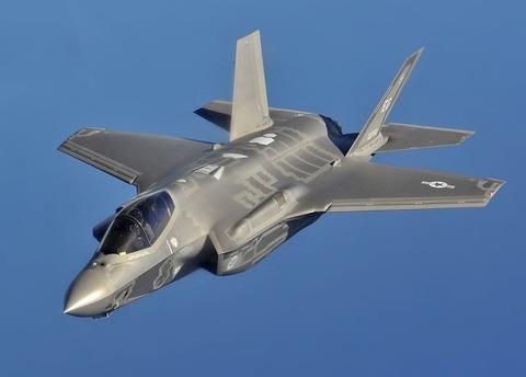 アメリカ空軍は自衛隊も導入しているステルス戦闘機F-35を「失敗」と認めつつあるとの指摘