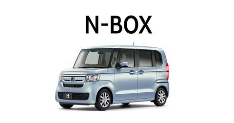 新車販売 ずーーーと、N-BOX圧勝