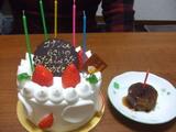 コナンのケーキ