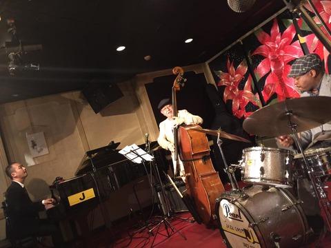 with Ikuo Sakurai Gene Jackson