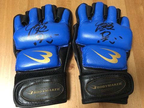 gloves from Sakuraba san