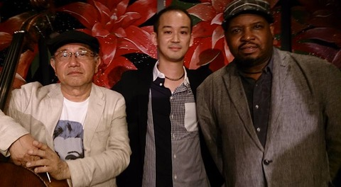 with Ikuo Sakurai, Gene Jackson 3
