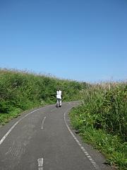 2010/8/22サイクリング