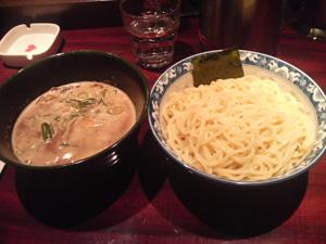 北かまのつけ麺
