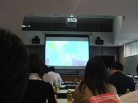 モリサワ東京本社9Fセミナールーム