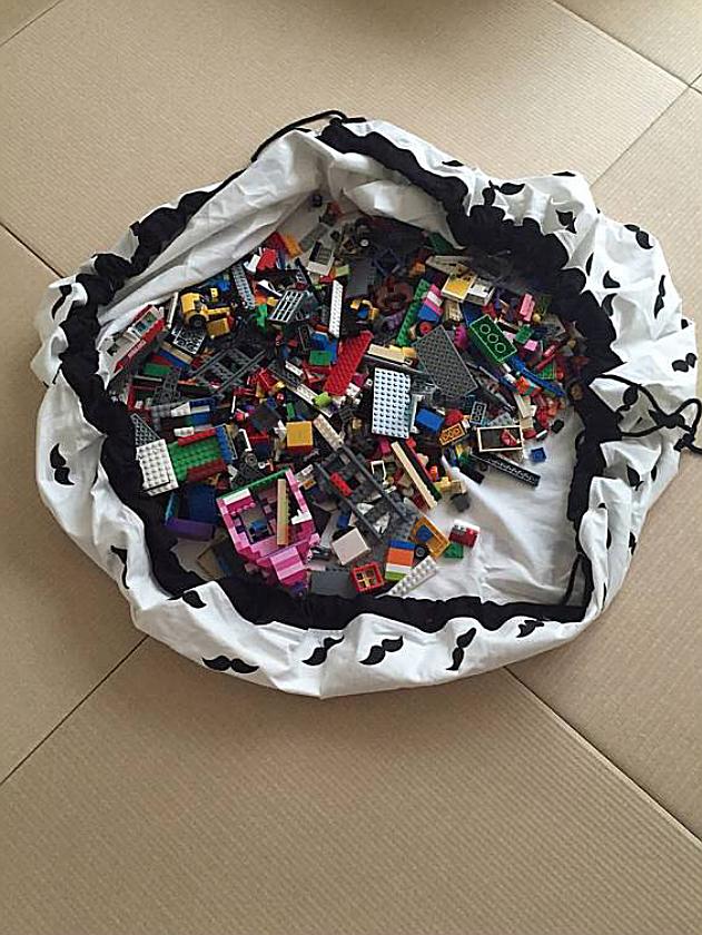レゴ 収納 ikea