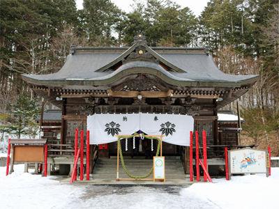 義経神社-(3)