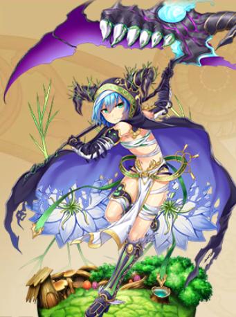斬属花騎士の世界 ニゲラ