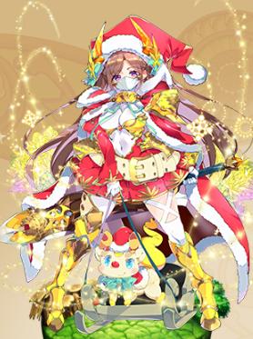クリスマスキリンソウ花騎士物語絆フラワーナイトガールおはなずかん