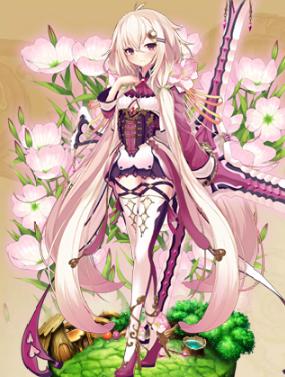 エノテラの花