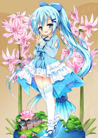 ネリネ花騎士の世界FLOWERKNIGHTGIRL