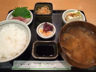 貝汁定食/味のあとりえ まつなが(名古屋駅)