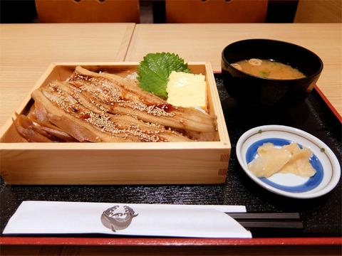 地物あなご飯/天ぷら 下の一色セントレア店(中部国際空港)
