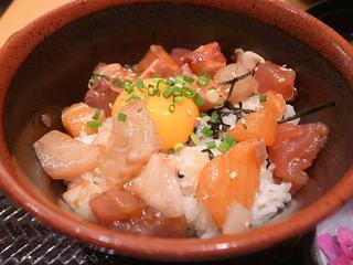 柳橋まかない丼/ためつ食堂(名古屋駅)