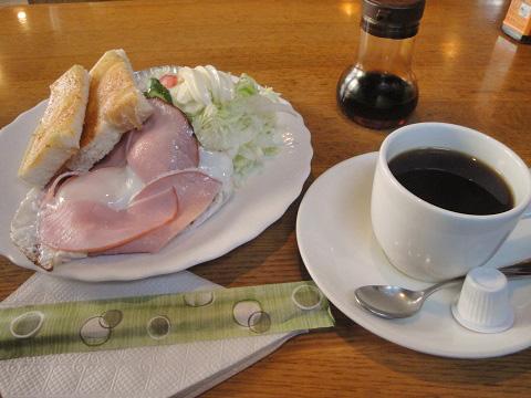 稚内市 喫茶トモエ