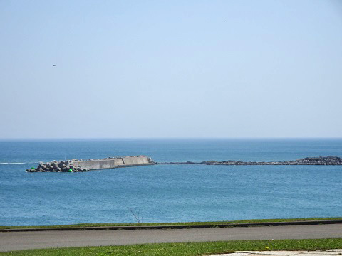 枝幸町 北見神威岬公園&ウスタイベ千畳岩