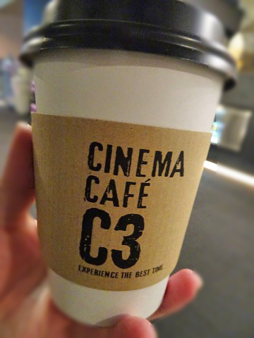 札幌市 CINEMA CAFE C3