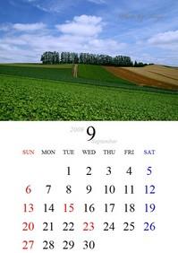 200909カレンダー