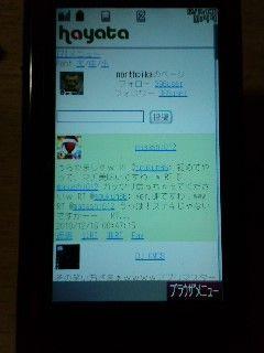 早田(hayata、PC・携帯対応)