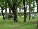 けやき公園の子ども