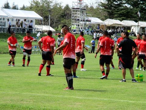 IDRC国際防衛ラグビー競技会日本×フランス(2019.9.15)