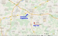 Berg Teck map