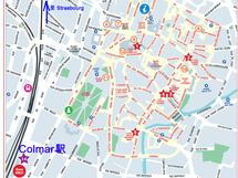 Colmar stadtplan 01