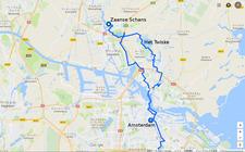 Zaanse Schans map