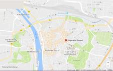 Buergerspital map