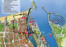 warnemuende stadtplan 02