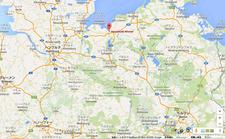 Wismar google map