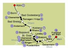 Rhein Radtour 02