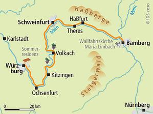 Bamberg Radweg1