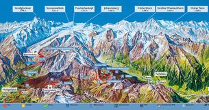 Grossslockner map01