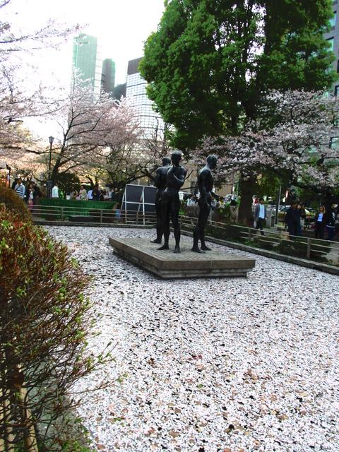 春 東京散歩 024