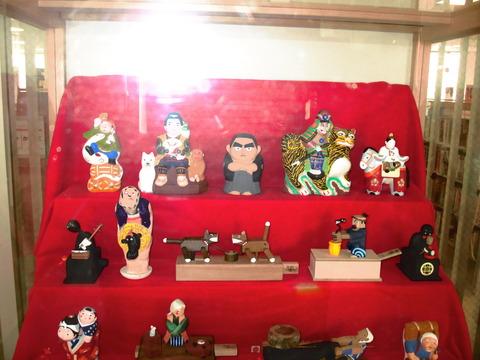 なつかしい人形展 004