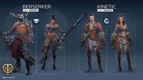 berserker-kinetic-classes