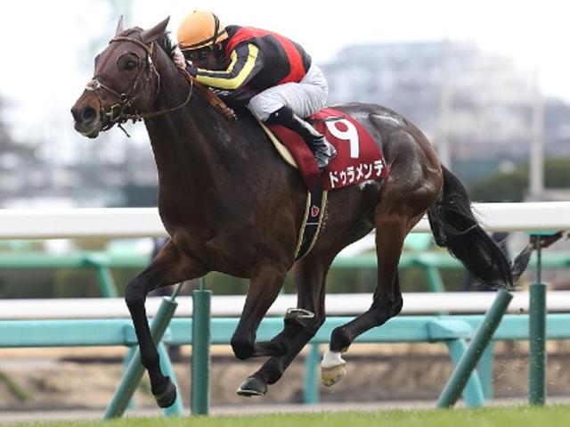 ドゥラメンテ201602馬なりNEWS